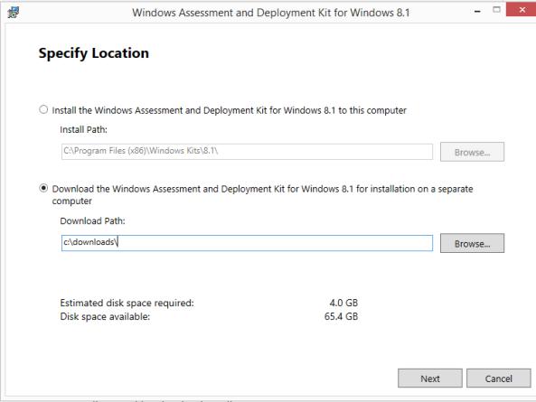 Windows 8.1 custome image ID232
