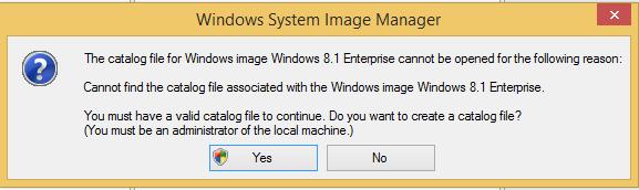 Windows 8.1 custome image ID892