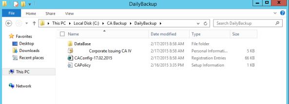 CA_Backup_Script