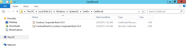 Enterprise PKI Root CA 10