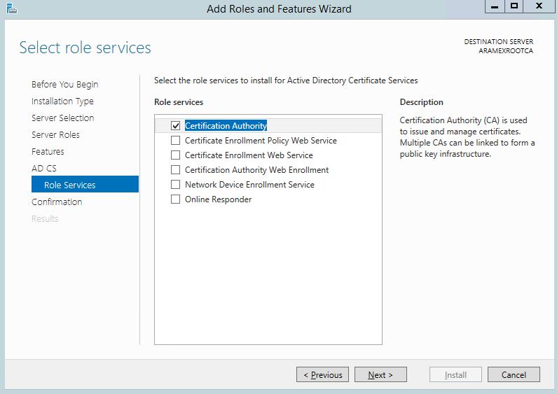 Upgrade Your Root Ca To Windows 2012 R2 Pki Ammar Hasayen Blog