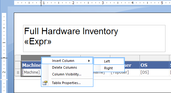 Config Manager 2012 Build and Customize SQL Reports 23