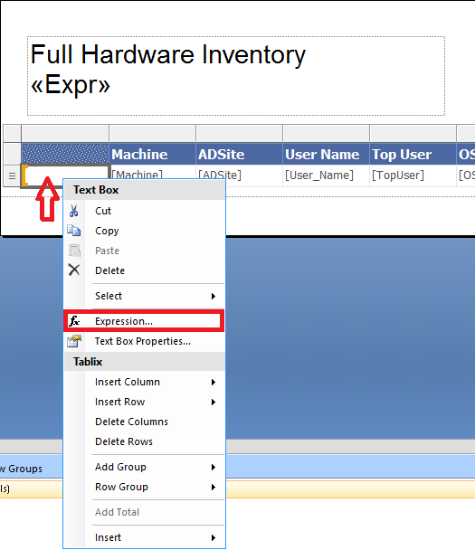 Config Manager 2012 Build and Customize SQL Reports 24