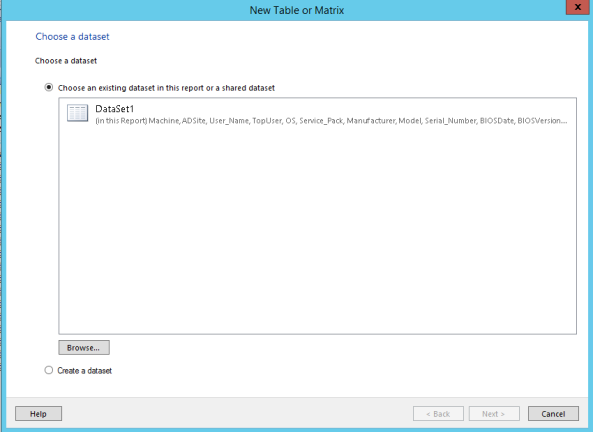 Config Manager 2012 Build and Customize SQL Reports 8