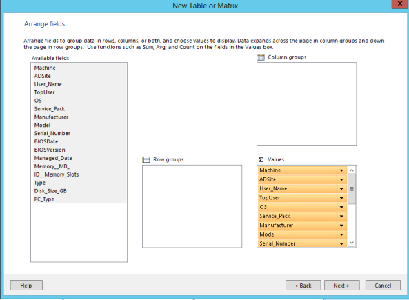 Config Manager 2012 Build and Customize SQL Reports 9