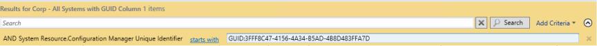 ConfigurationManagerGUID234232